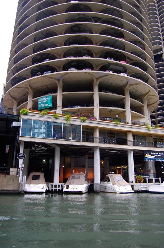 Ad Classics Marina City Bertrand Goldberg Archdaily