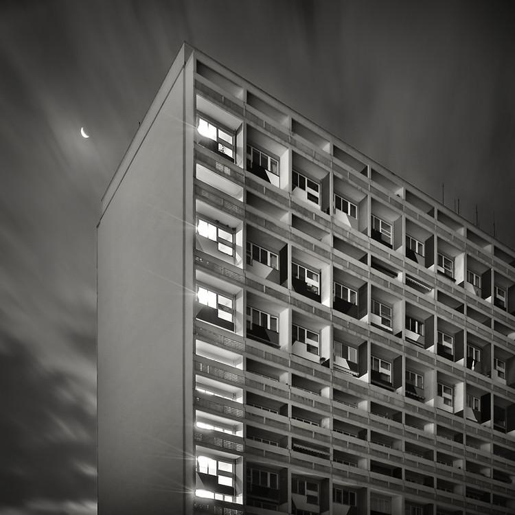 AD Classics: Unité d'Habition, Berlin / Le Corbusier, ©  Thomas Lewandovski