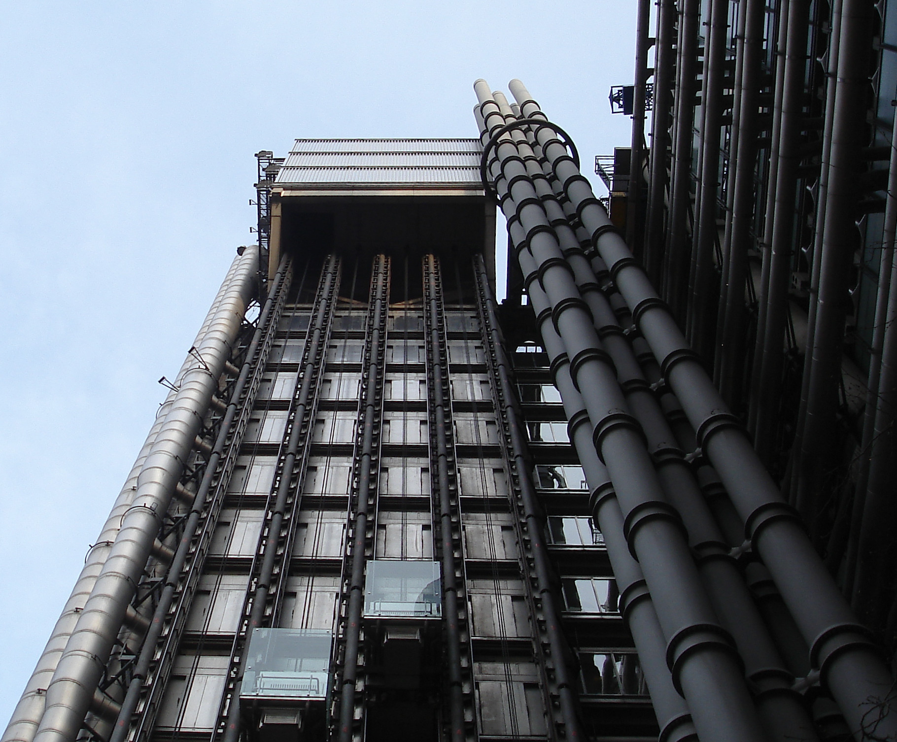 Gallery of ad classics lloyd 39 s of london building for Lloyds architecture planning interiors