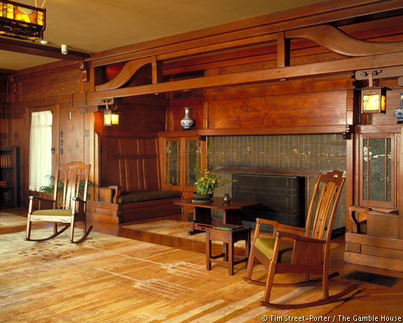 Gallery Of Ad Classics Gamble House Greene Amp Greene 16