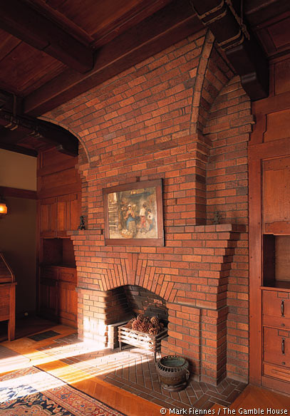 Gallery Of Ad Classics Gamble House Greene Amp Greene 14