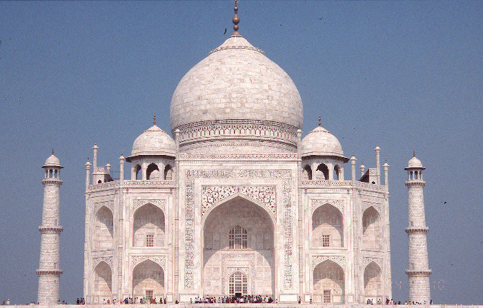 informative speech on taj mahal name - stephanie mogaria type of speech - informative speech topic - the taj mahal specific purpose (why you are here) - i am here to give my audience some factual information on the taj mahal.