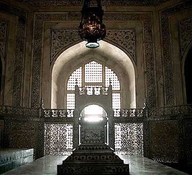 © Taj Mahal Virtual Tour