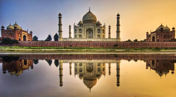 AD Classics: Taj Mahal / Shah Jahan, © wikimedia commons