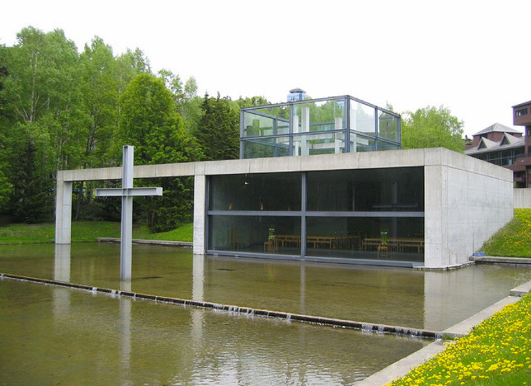 AD Classics: Church on the Water / Tadao Ando Architect & Associates,
