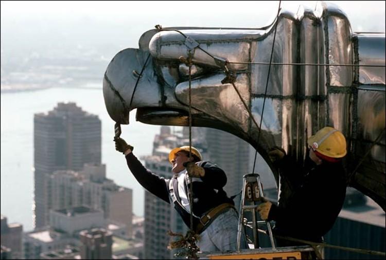 Ad Classics Chrysler Building William Van Alen Archdaily