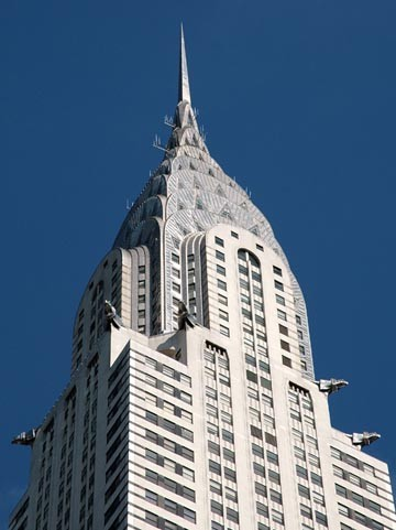 Chrysler Building New York William Van Alen