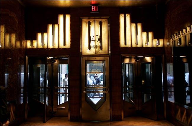 Chrysler Building New York William Van Alen