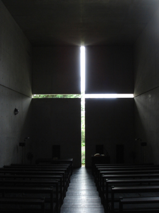 AD Classics: Church of the Light / Tadao Ando Architect & Associates, © Naoya Fujii