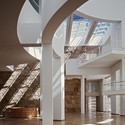 Courtesy of richard meier & partners architects © scott frances esto