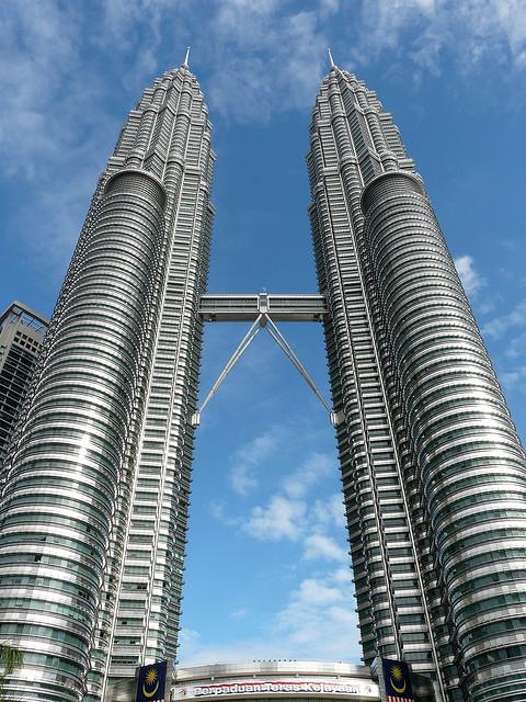 Clásicos De La Arquitectura Torres Petronas Cesar Pelli Plataforma Arquitectura