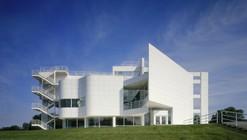AD Classics: The Atheneum / Richard Meier & Partners