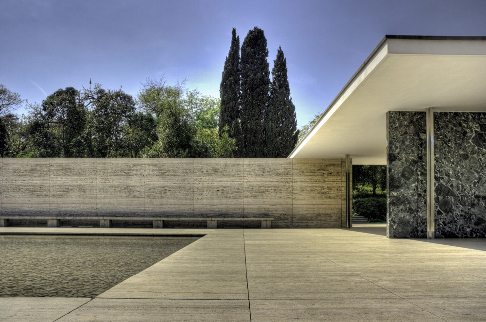 Gallery Of Ad Classics Barcelona Pavilion Mies Van Der Rohe 23