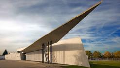 Clássicos da Arquitetura: Estação do Corpo de Bombeiros de Vitra / Zaha Hadid Architects