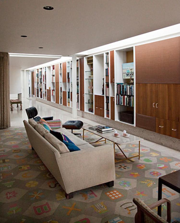 Ad Classics Miller House And Garden Eero Saarinen Archdaily