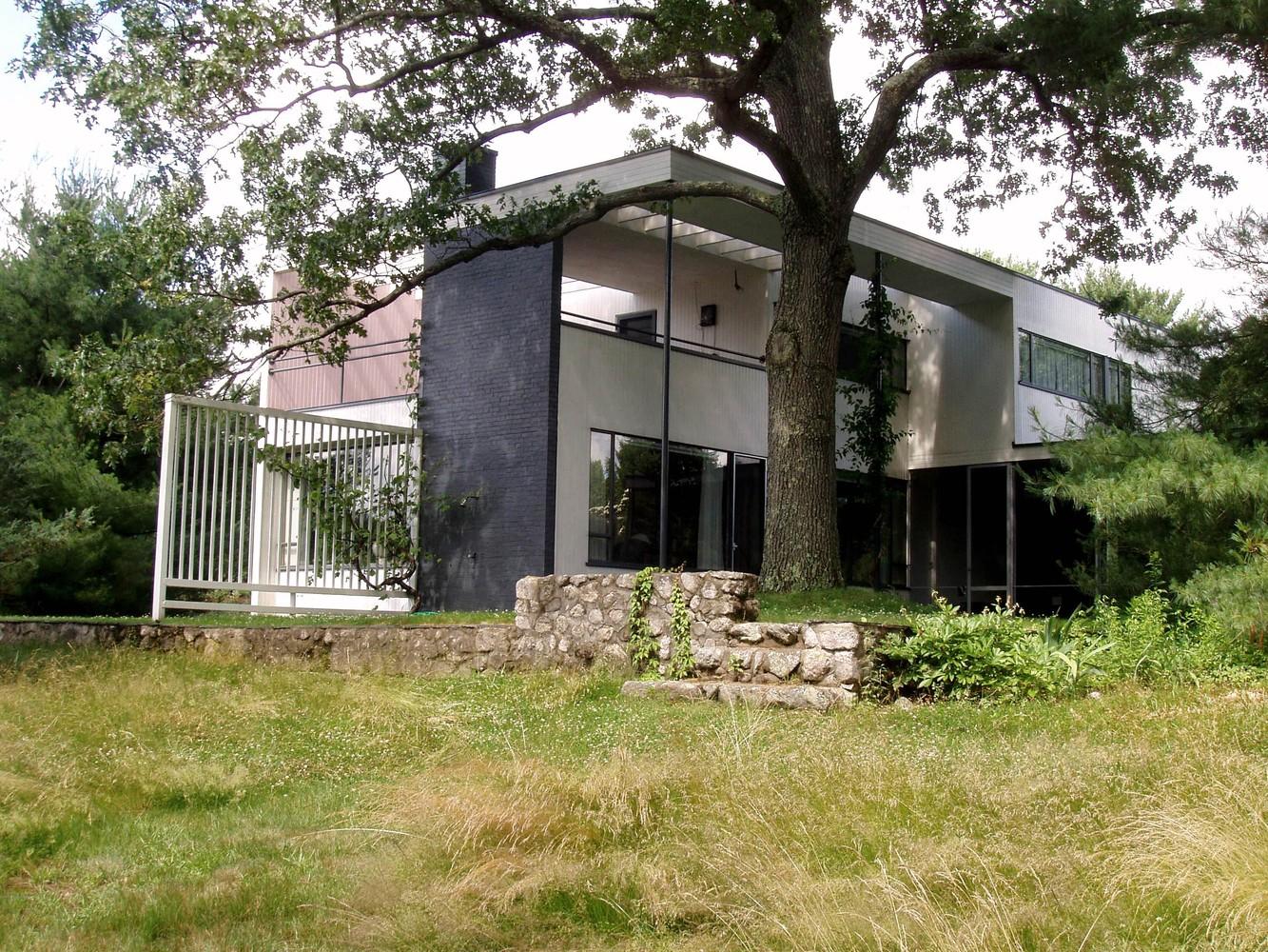 Gropius House gallery of ad classics ad classics gropius house walter gropius 7