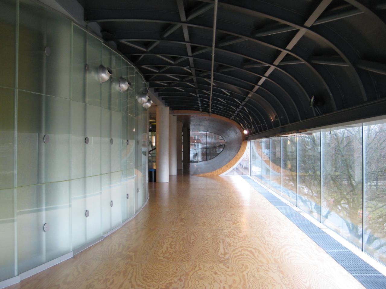 Gallery of AD Classics: Educatorium / OMA - 8