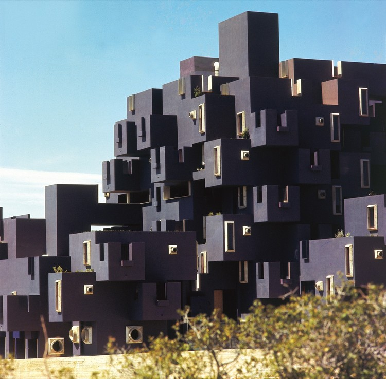 AD Classics: Kafka Castle / Ricardo Bofill, Courtesy of Ricardo Bofill