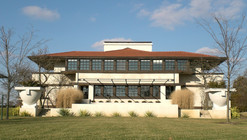 AD Classics: Westcott House / Frank Lloyd Wright