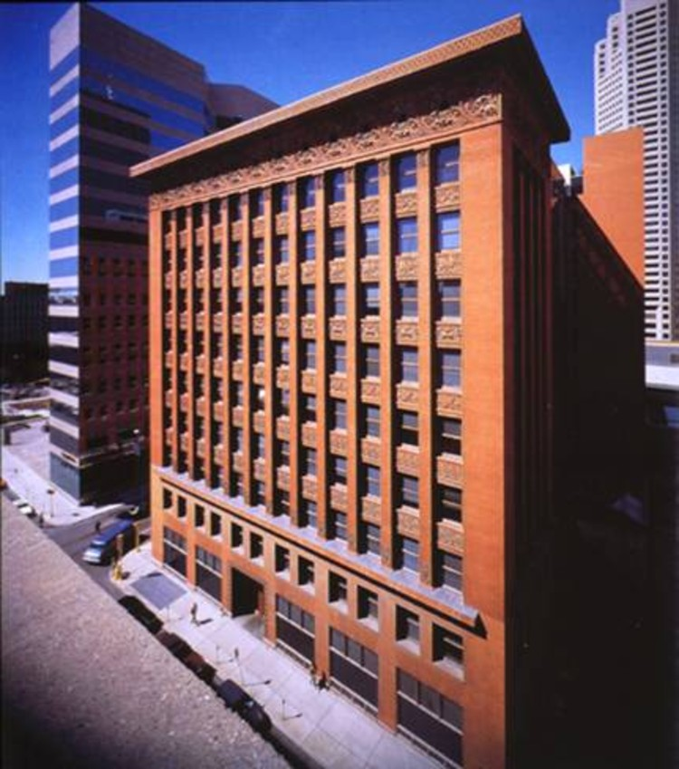 AD Classics: Wainwright Building / Adler & Sullivan, © University of Missouri