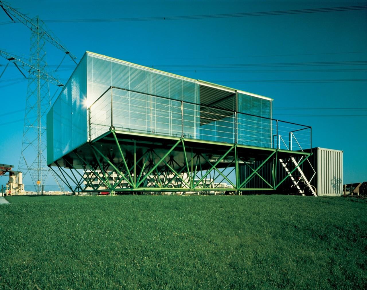 Ad Classics Almere House Benthem Crouwel Architects