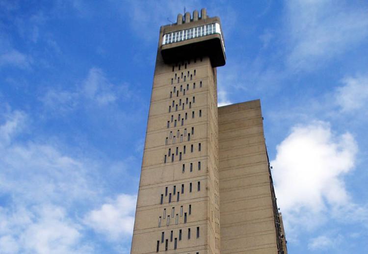 AD Classics: Trellick Tower / Erno Goldfinger 3