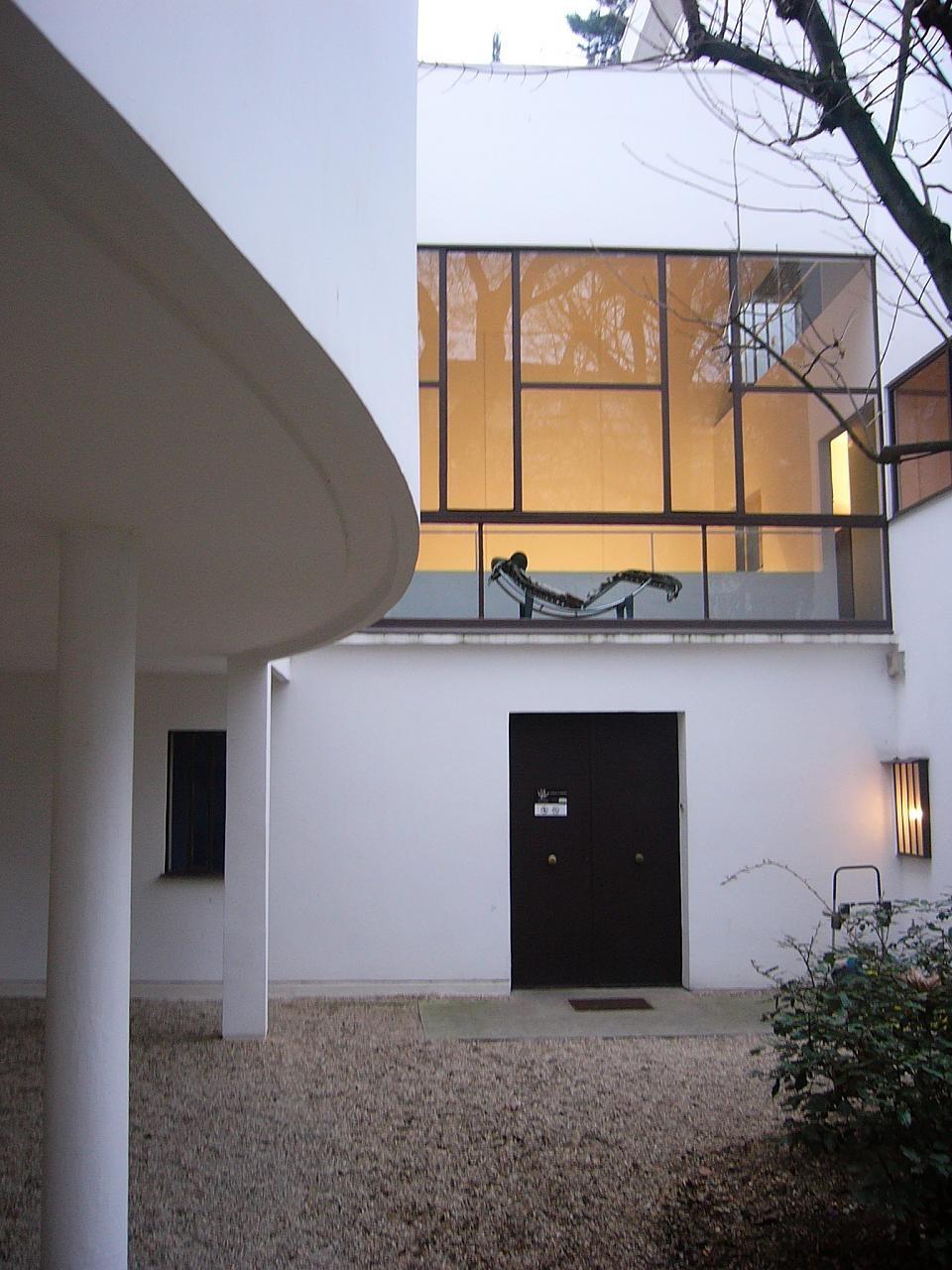 Maison La Roche Corbusier Paris ad classics: villa roche / le corbusier | archdaily