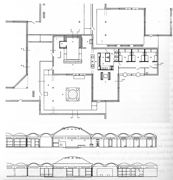 gallery of ad classics amsterdam orphanage aldo van eyck 12. Black Bedroom Furniture Sets. Home Design Ideas