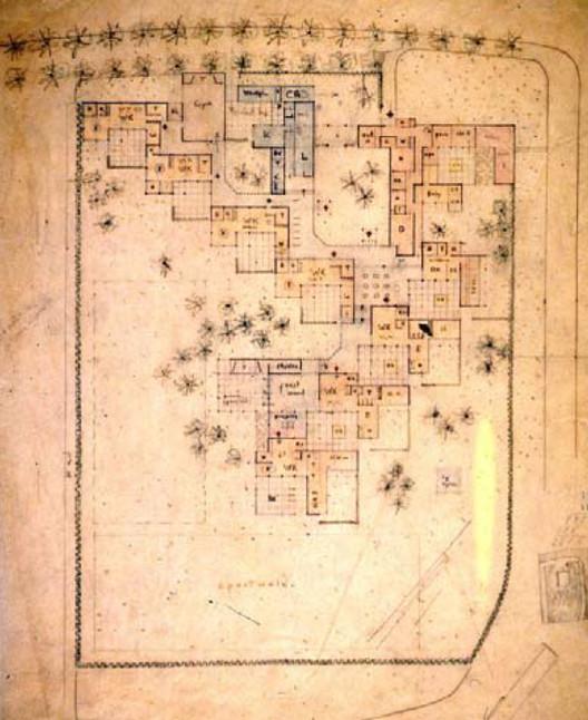 Sketch of Plan