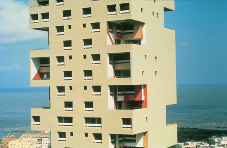 Ad Classics Kanchanjunga Apartments Charles Correa Archdaily