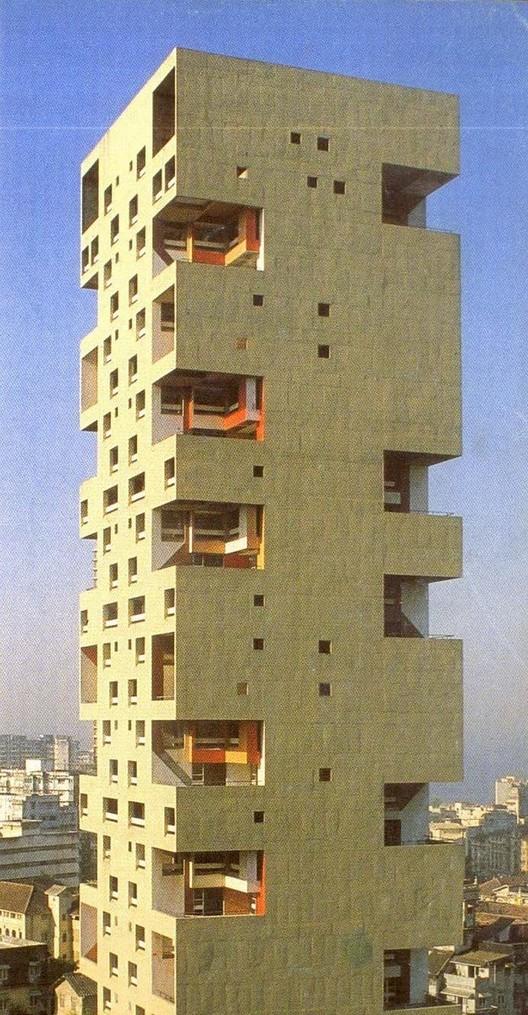 Ad Classics Kanchanjunga Apartments Charles Correa
