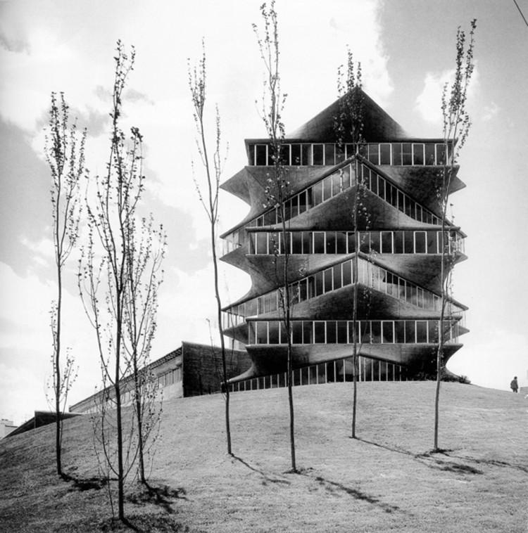 AD Classics: The Pagoda / Miguel Fisac, via La Gaceta