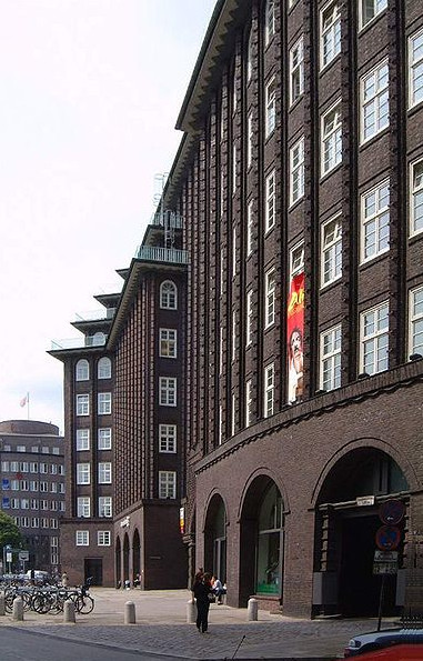 AD Classics: Chilehaus / Fritz Höger, © wikimedia.com / Lumu