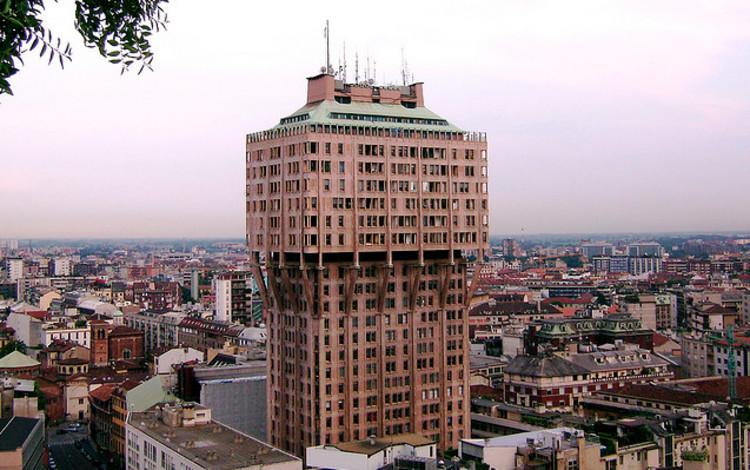 Resultado de imagem para torre velasca