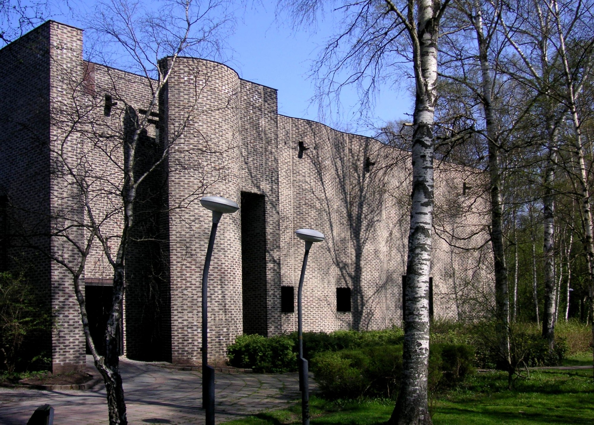 AD Classics: St. Mark's Church in Bjorkhagen / Sigurd Lewerentz, © Holger.Ellgaard / Wikimedia Commons