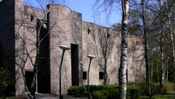 AD Classics: St. Mark's Church in Bjorkhagen / Sigurd Lewerentz