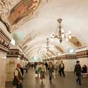 AD Classics: Moscow Metro / Robert Pogrebnoi and Yuriy Zenkivich