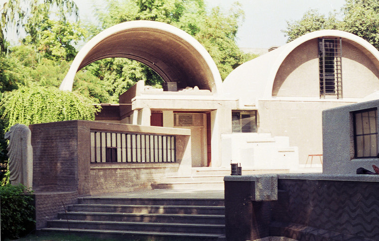 Ad Classics Sangath Balkrishna Doshi Archdaily
