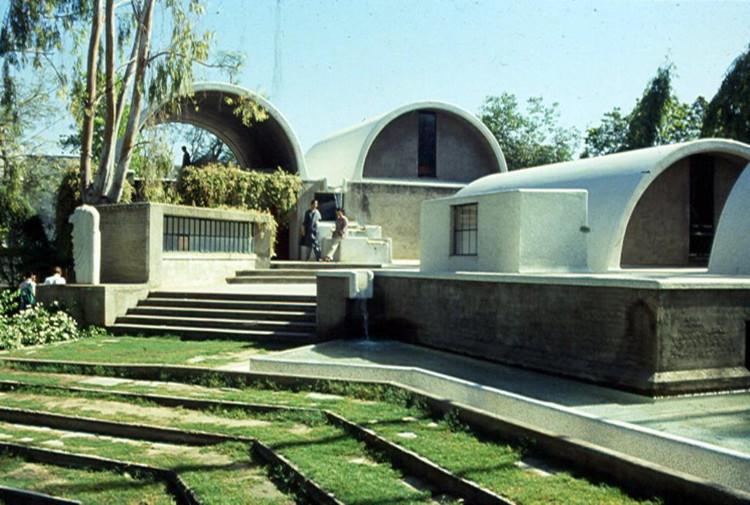 Clásicos de Arquitectura: Sangath / Balkrishna Doshi, © Nicholas Iyadurai