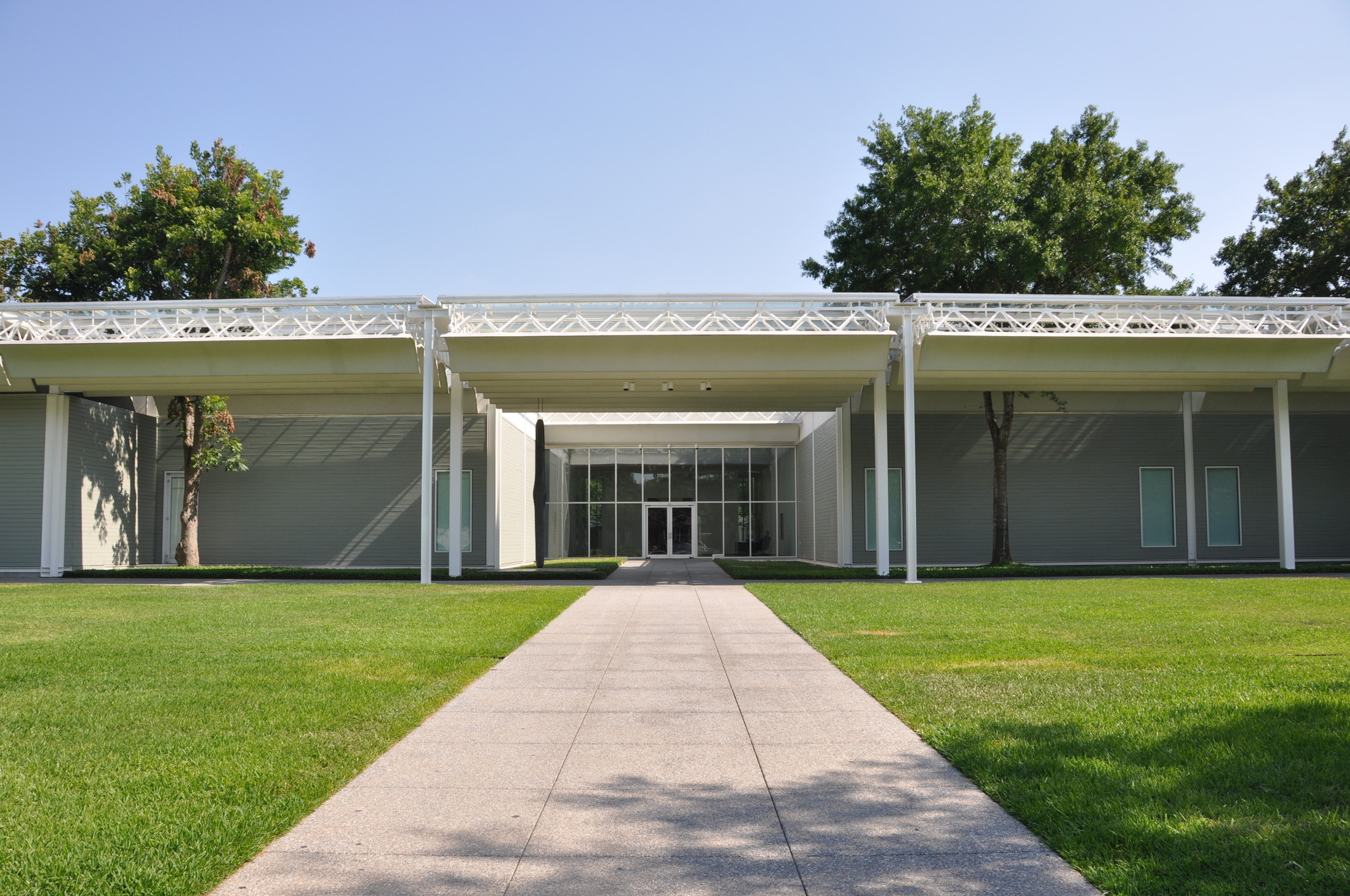 AD Classics: Menil Collection / Renzo Piano, © D Jules Gianakos
