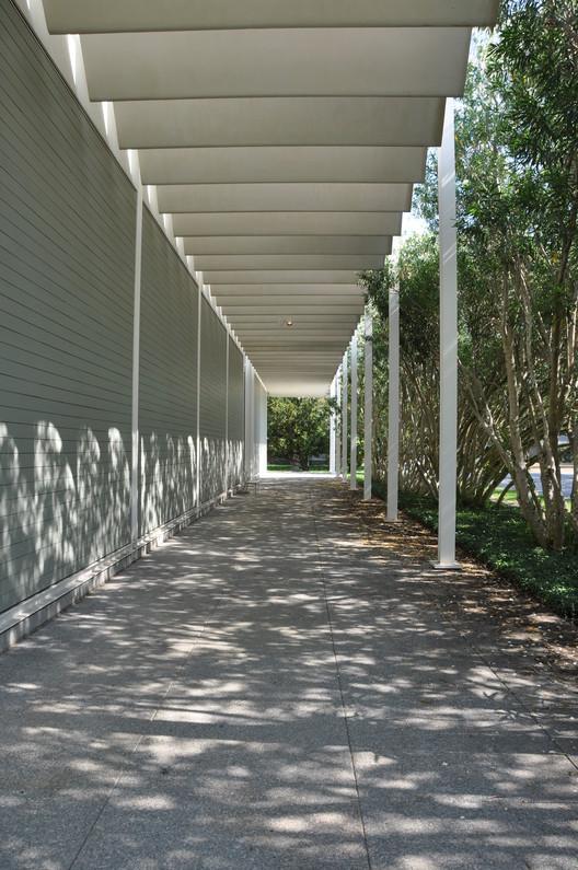 Ad Classics Menil Collection Renzo Piano Archdaily