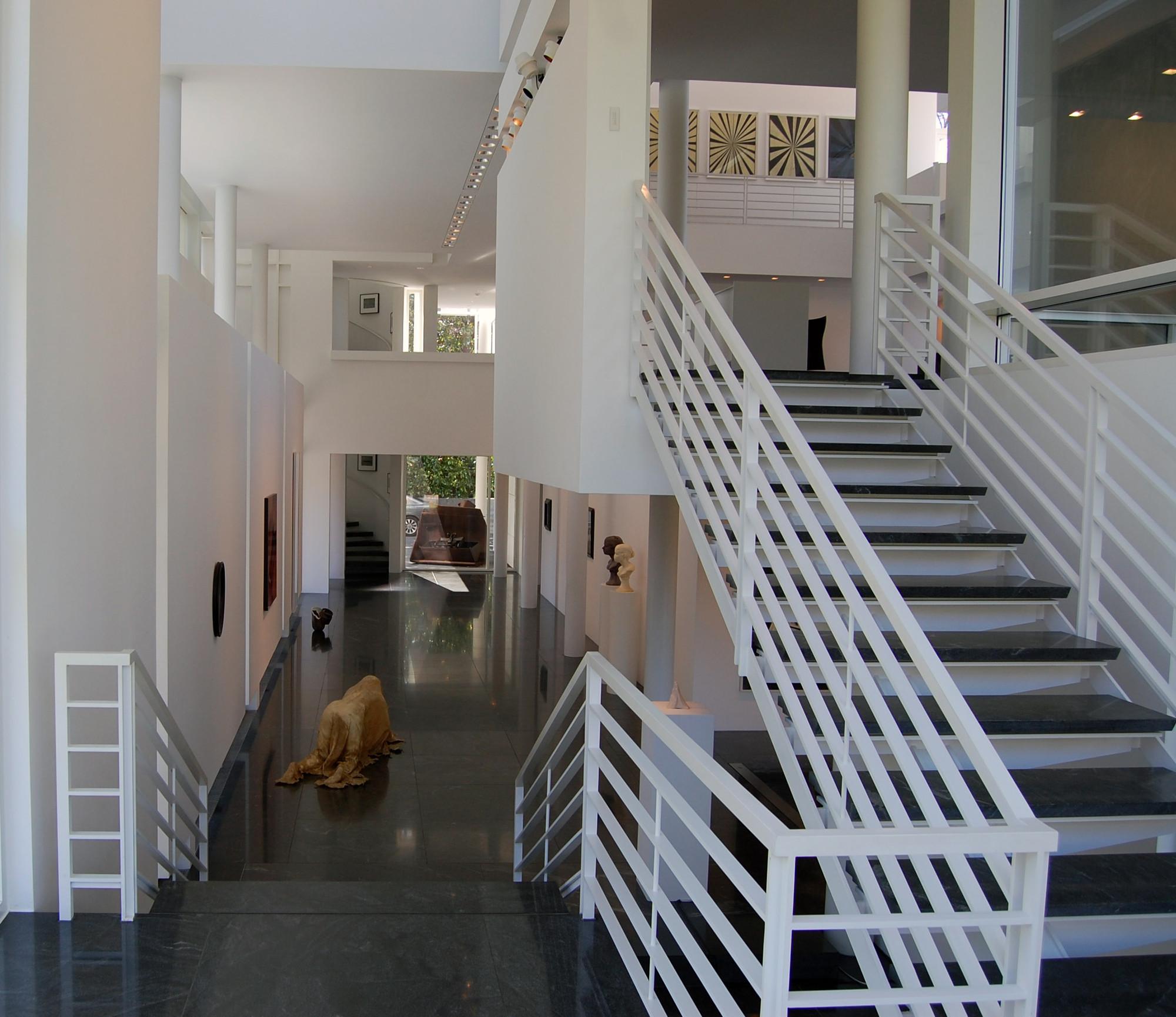 Gallery Of Ad Classics Rachofsky House Richard Meier Amp Partners 8