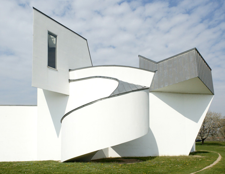Architecture Design Museum ad classics: vitra design museum / gehry partners | archdaily