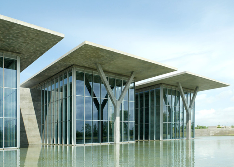 Liao Yusheng C The Modern Art Museum Of Fort Worth Exemplifies Work Japanese Architect Tadao Ando