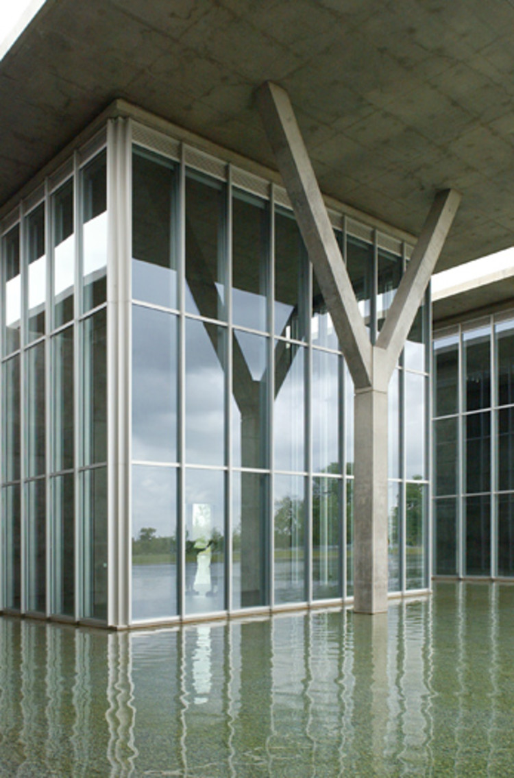 Flashback Modern Art Museum Of Fort Worth Tadao Ando