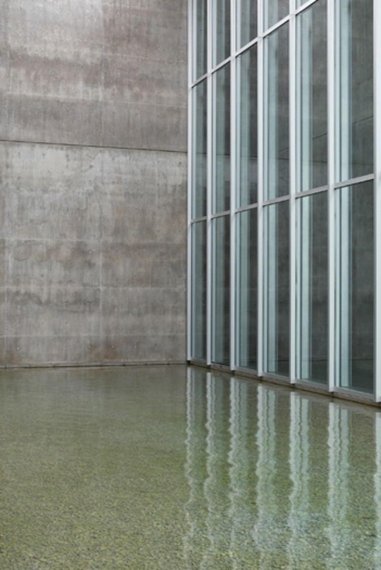 flashback modern art museum of fort worth tadao ando architect