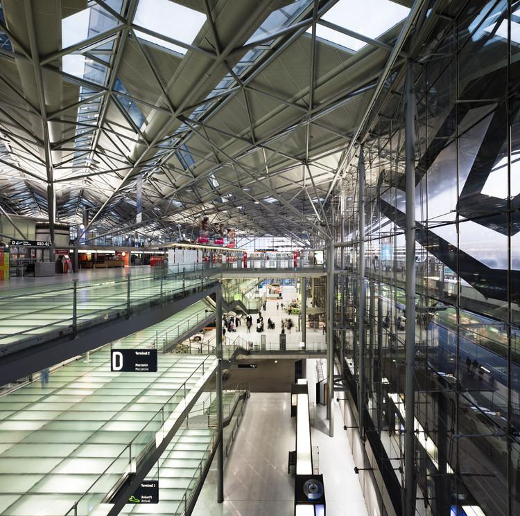Flashback Cologne Bonn Airport Murphy Jahn ArchDaily