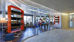Google Offices in Milan / AMA – Albera Monti & Associati