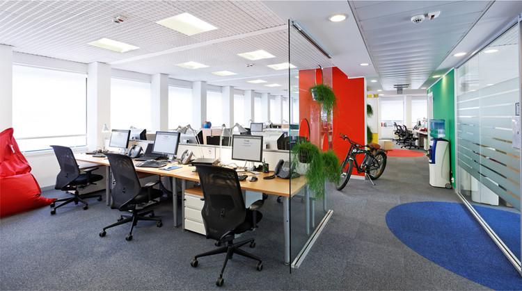 Google Offices In Milan AMA Albera Monti Associati ArchDaily - Google office
