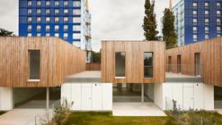 9 Houses In Lens / TANK Architectes